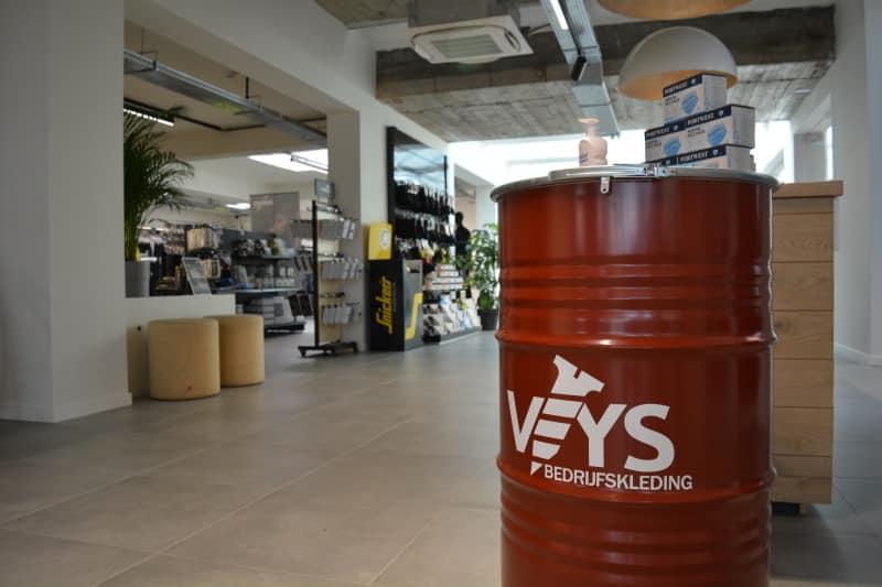 Veys Bedrijfskleding & Werkkledij Winkel in Antwerpen