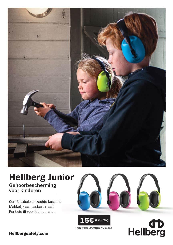Hellberg - Gehoorbescherming kids NL